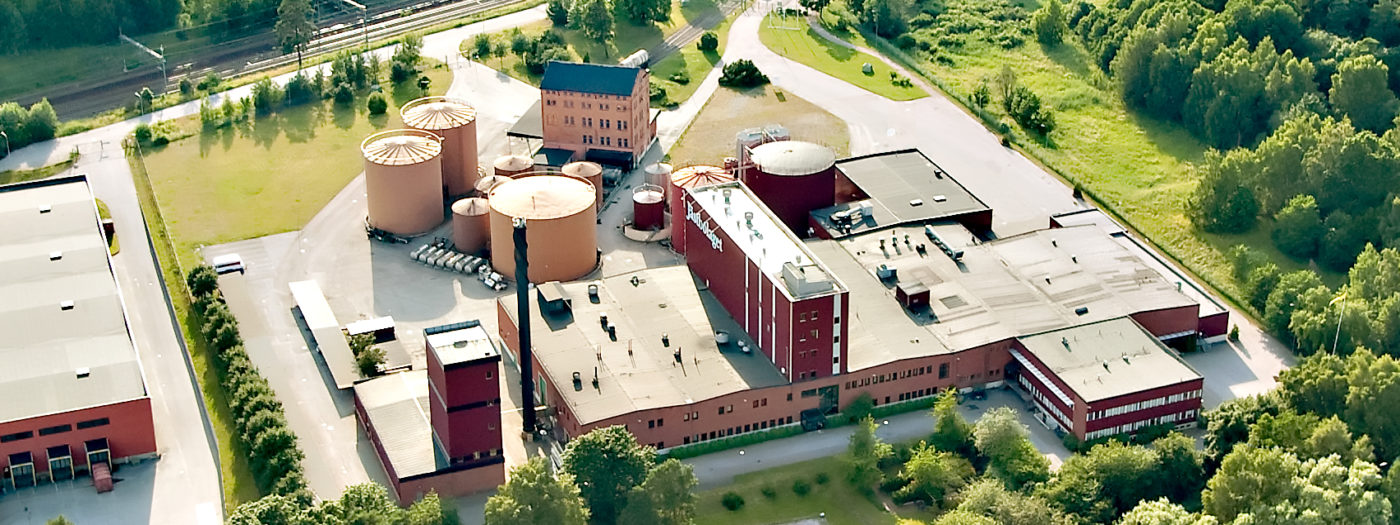 Jästbolaget's production site